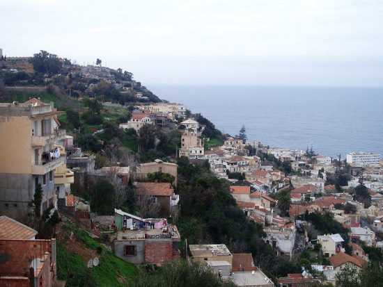 Algiers, Algeria - Photo: msmornington Flickr, used under Creative Commons License (By 2.0)