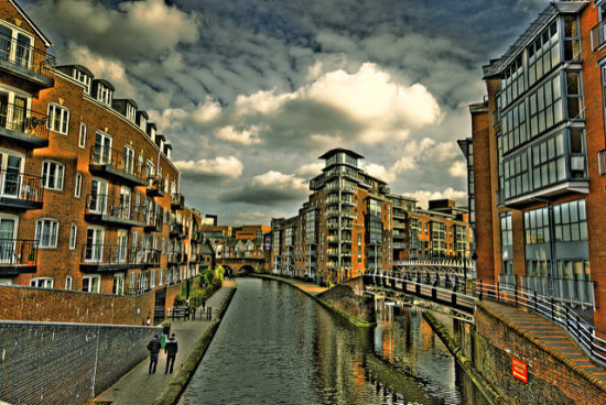 Birmingham, England - Photo: Bs0u10e0 via Flickr, used under Creative Commons License (By 2.0)