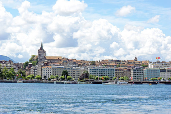Geneva, Switzerland - Photo: Dennis Jarvis via Flickr, used under Creative Commons License (By 2.0)
