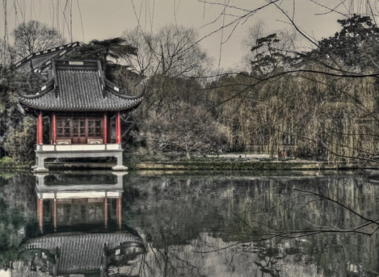 West Lake, Hangzhou, China. Photo: Joisey Showaa via Flickr, used under Creative Commons License (By 2.0)