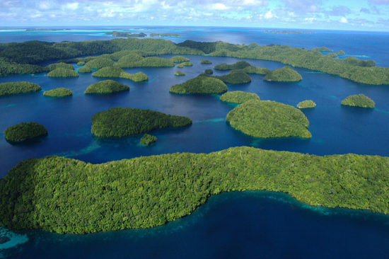 Koror, Palau - Photo: LuxTonnerre via Flickr, used under Creative Commons License (By 2.0)