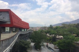 Parque Explora and the surrounding area, Medellin, Colombia - Photo: (c) 2016 - Varud Gupta of Bicoastal Cooks