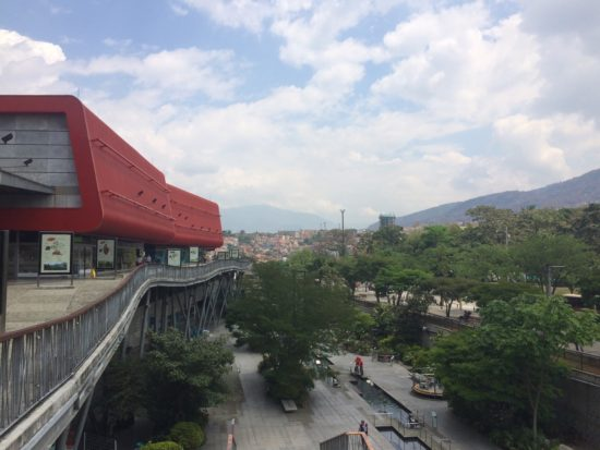 Parque Explora and the surrounding area, Medellin, Colombia - Photo: (c) 2016 - Varud Gupta of Bicoastal Cooks