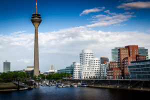 Dusseldorf, Germany - Photo: thomas brenac via Flickr, used under Creative Commons License (By 2.0)