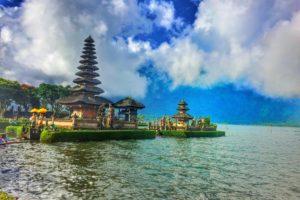 Water Temple on Lake Beratan, Bali, Indonesia - Photo: (C) Kiran Iqbal of WanderlustCrave.com