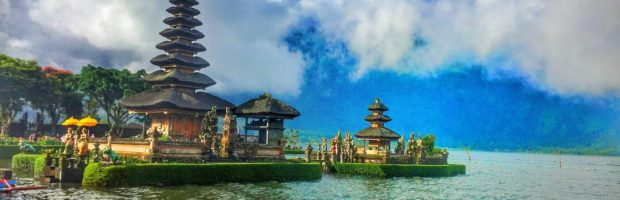 Water Temple on Lake Beratan, Bali, Indonesia - Photo: (C) Kiran Iqbal of WanderlustCrave.com