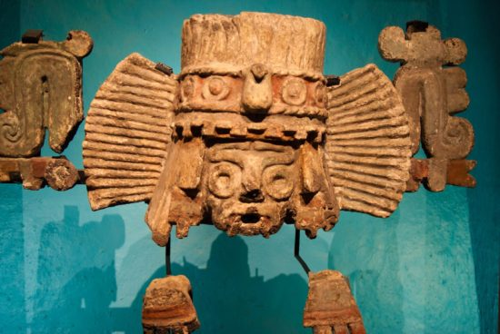 Tomb, Templo Mayor, Mexico City, Mexico City - Photo: Prasanna Chandrasekhar of imported from _baltimore, All Rights Reserved