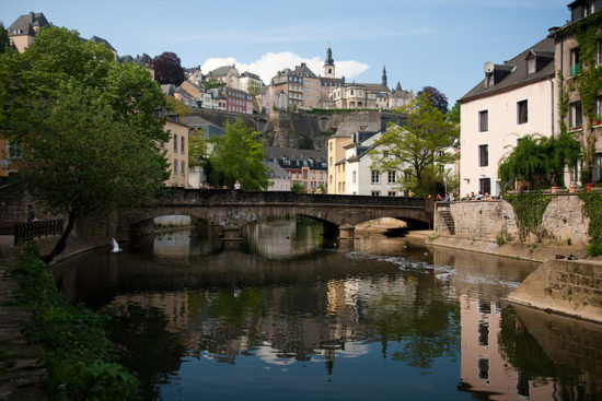 Luxembourg - Photo: Flavio Ensiki via Flickr, used under Creative Commons License (By 2.0)