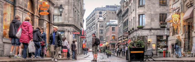 Montreal, Canada - Photo: Pedro Szekely via Flickr, used under Creative Commons License (By 2.0)