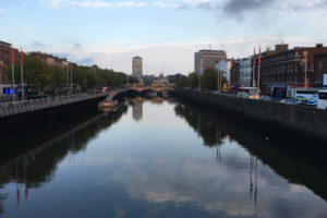 River Liffey, Dublin, Ireland - Photo: (c) 2016 - Richard Ro