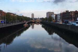 River Liffey, Dublin, Ireland - Photo: (c) 2016 - Richard Ro