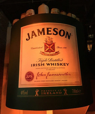 Jameson Distillery, Dublin, Ireland - Photo: (c) 2016 - Richard Ro