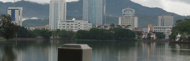 Fuzhou, China - Photo: Chantal K via Flickr, used under Creative Commons License (By 2.0)