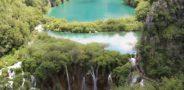 "The ""secret"" overview spot at the park, Plitvice Lakes, Croatia - Photo: (c) Rom Brafman"