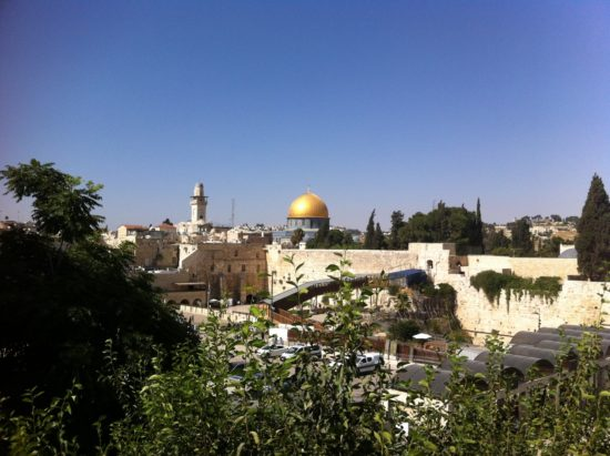Old town Jerusalem—so much history in one place - Photo: (c) 2016 - Varud Gupta of Bicoastal Cooks
