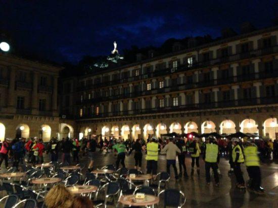 Plaza de la Constitución (Konstituzio Plaza), Parte Vieja , San Sebastian, Spain - Photo: (c) 2016 - Dan Cruse