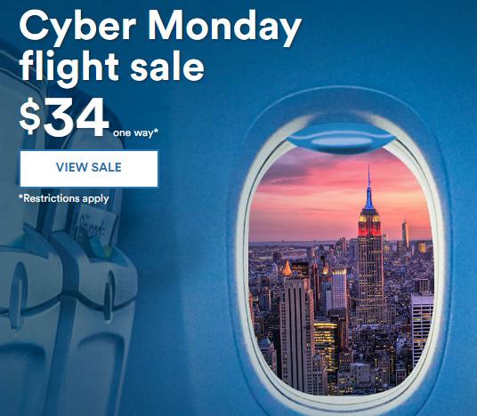 Cyber Monday Flight Deals Roundup The Flight Deal