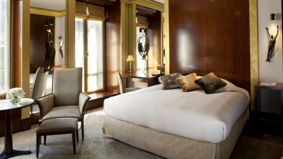 Park Hyatt Paris-Vendôme, Park Room