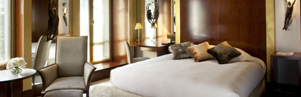 Park Hyatt Paris-Vendome, Park Room; Photo: © The Flight Deal