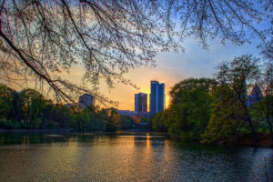 Piedmont Park, Atlanta, Georgia - Photo: Chris McClanahan via Flickr, used under Creative Commons License (By 2.0)