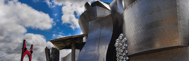 Bilbao, Spain - Photo: Gabriel González via Flickr, used under Creative Commons License (By 2.0)