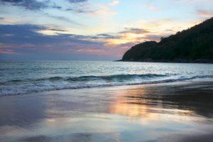Sunset at Le Méridien Phuket Beach Resort - Category 4, 10,000 points
