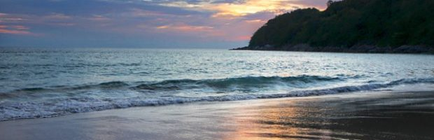 Sunset at Le Méridien Phuket Beach Resort - Category 4, 10,000 points