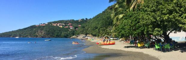 Plage de Malendure, Guadeloupe - Photo: (c) 2016 - Cynthia Drescher