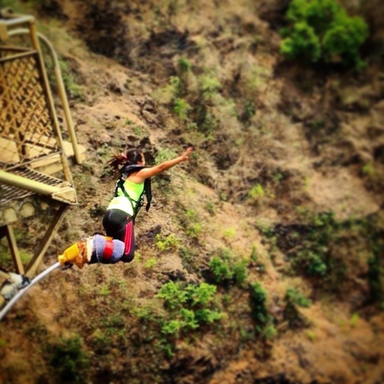 Bungee Jumping, Victoria Falls - Photo: (c) 2016 - Jennifer Wong of From Mississippi with Love