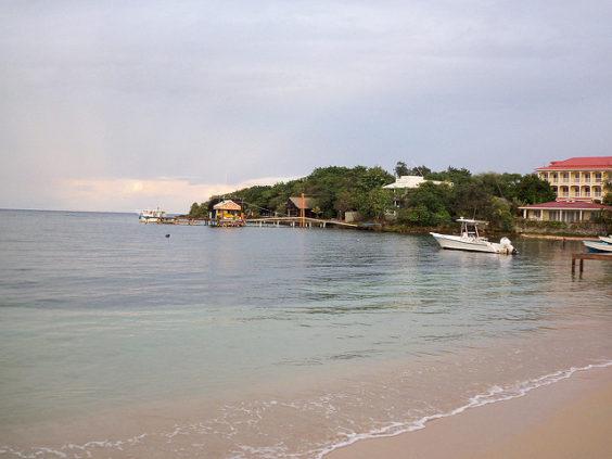 United – $295: New York – Roatan Island, Honduras. Roundtrip, including all Taxes