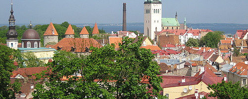 Tallinn, Estonia - Photo: xorge via Flickr, used under Creative Commons License (By 2.0)