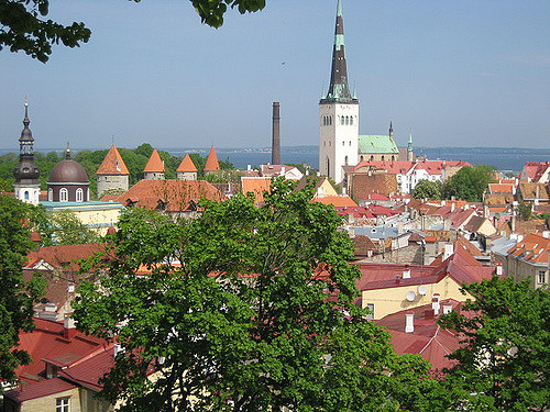 Tallin, Estonia - Photo: xorge via Flickr, used under Creative Commons License (By 2.0)