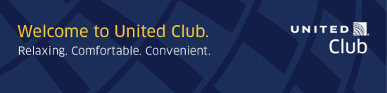 Two free passes to United Club each year