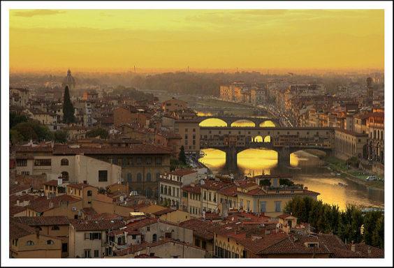 Lufthansa – $515: Philadelphia – Florence, Italy. Roundtrip, including all Taxes