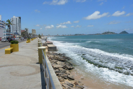 Aeromexico – $300: Boston – Mazatlan, Mexico. Roundtrip, including all Taxes