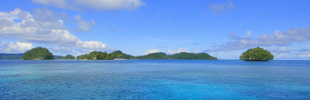 Rocks Island, Palau - Photo: Matt Kieffer via Flickr, used under Creative Commons License (By 2.0)