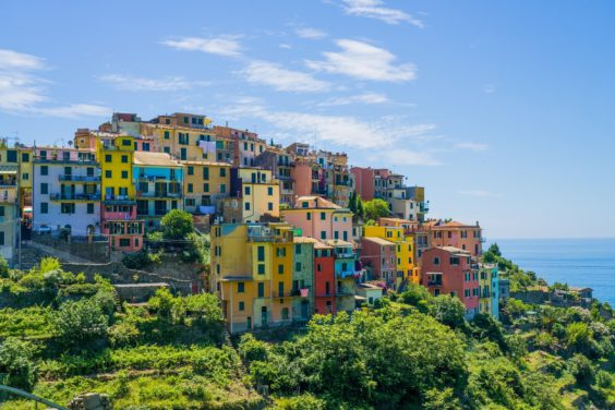 Practical Travel Tips: Cinque Terre, Italy