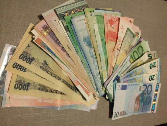 Always get your local currency at the ATM Photo: (c) The Flight Deal