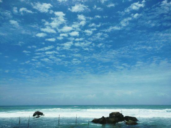 Beaches of Bentota, Sri Lanka - Photo: (c) 2016 - Varud Gupta of Bicoastal Cooks
