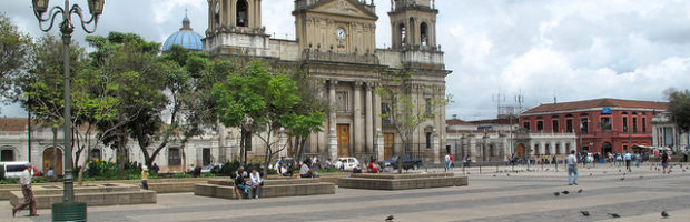 Guatemala City, Guatemala - Photo: Francisco Anzola via Flickr, used under Creative Commons License (By 2.0)