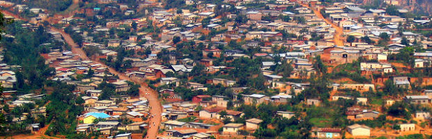 Kigali, Rwanda - Photo: oledoe via Flickr, used under Creative Commons License (By 2.0)