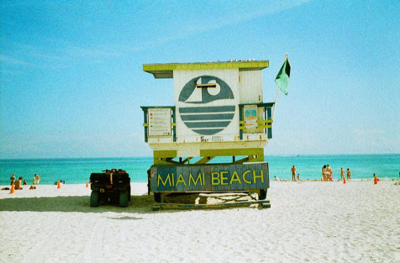 American – $118: Newark – Miami (and vice versa). Roundtrip, including all Taxes