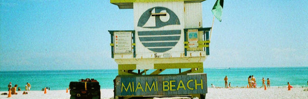 Miami Beach, Florida - Photo: Phillip Pessar via Flickr, used under Creative Commons License (By 2.0)