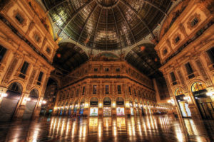 The Galleria Vittorio Emanuele II, Milan, Italy - Photo: paul bica (dex) via Flickr, used under Creative Commons License (By 2.0)