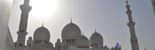 Sheikh Zayed Grand Mosque, Abu Dhabi, United Arab Emirates - Photo: (c) 2016 - Christina Schillizzi of The Monmouth Mouth