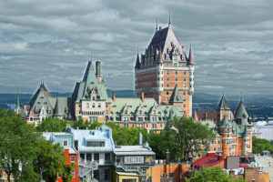 Quebec City, Quebec, Canada - Photo: Rennett Stowe via Flickr, used under Creative Commons License (By 2.0)