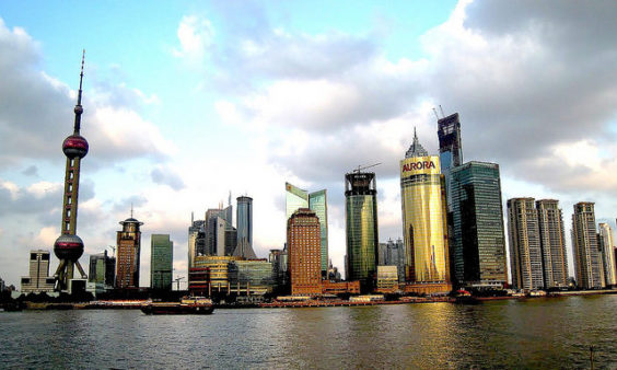 Delta – $570: Dallas – Shanghai, China. Roundtrip, including all Taxes
