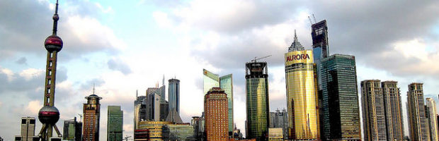 Shanghai, China - Photo: Travis Wise via Flickr, used under Creative Commons License (By 2.0)
