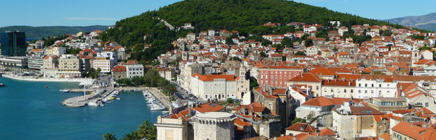 Split, Croatia - Photo: Neil Thompson via Flickr, used under Creative Commons License (By 2.0)