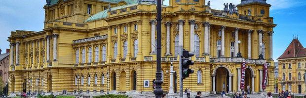 Zagreb, Croatia - Photo: valdobgd via Flickr, used under Creative Commons License (By 2.0)